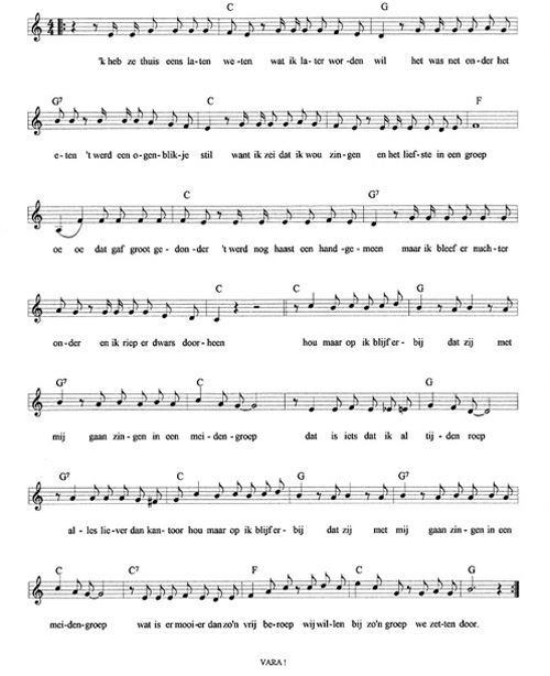 Magnifiek Kinderliedje Meidengroep (Kinderen voor Kinderen) &YF16