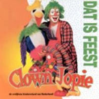 Dat is feest - Clown Jopie
