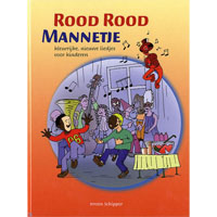 Rood rood mannetje