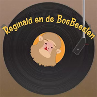 Reginald en de Bosbeesten