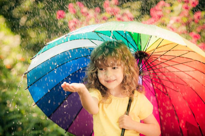 Daarom zijn liedjes over regen zo lekker
